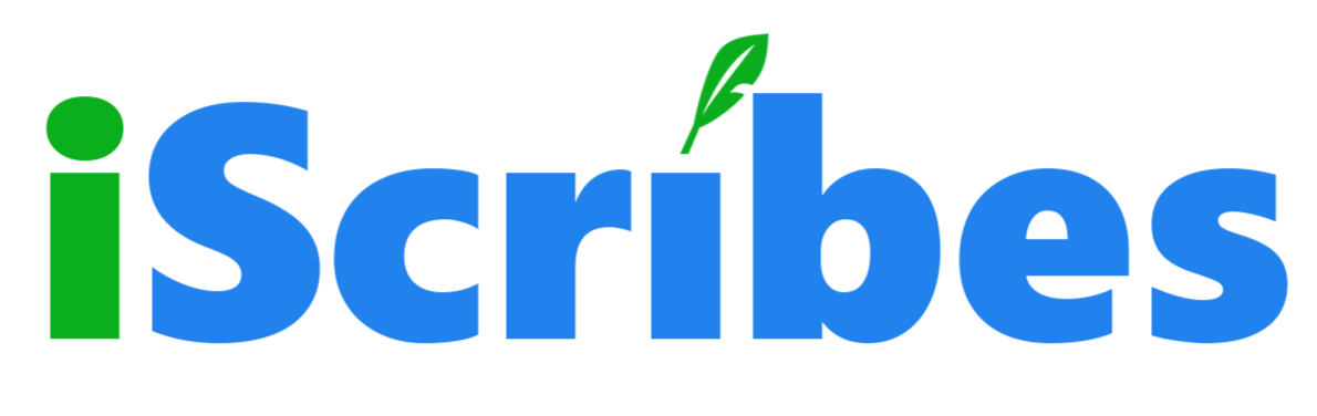 iScribes logo
