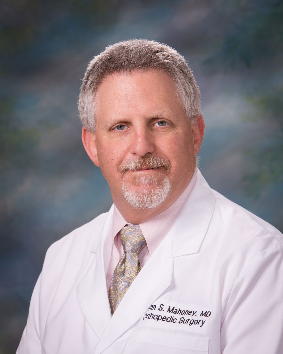 Dr John Mahoney Orthopedic Surgeon Spectrum Medical