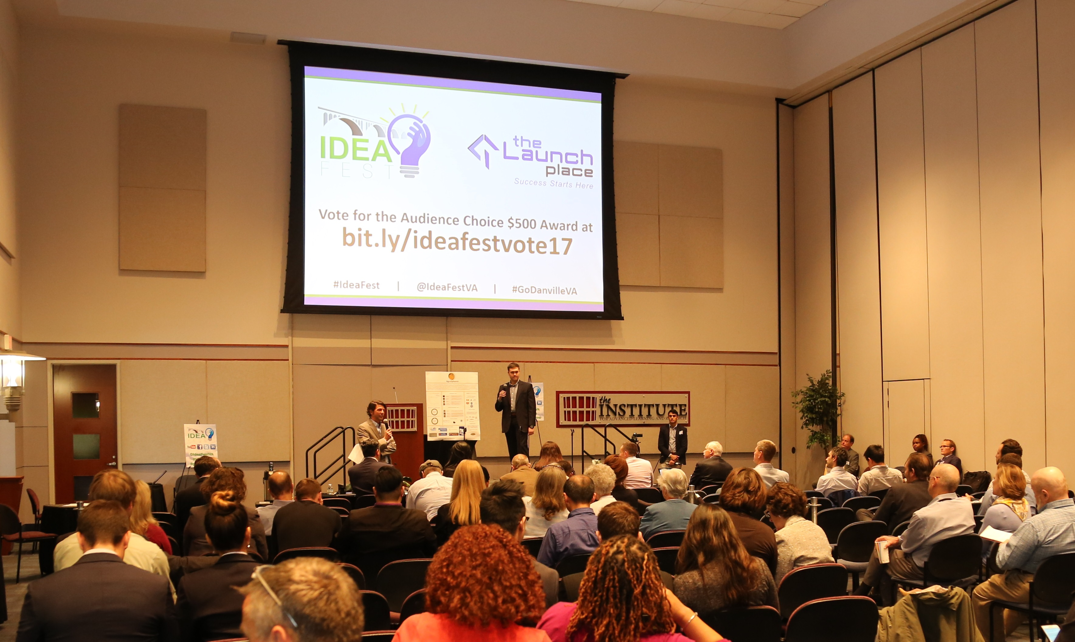 ideafest danville business pitch competition