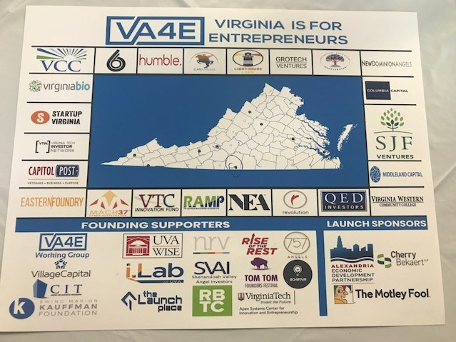 Virginia is for entrepreneurs the launch place